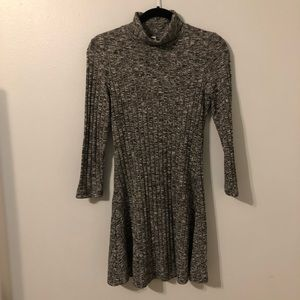American Eagle Outfitters Black/White Dress